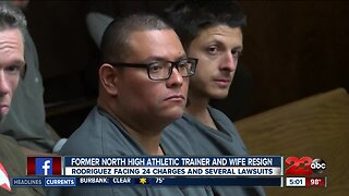 Accused staff member resigns at North High