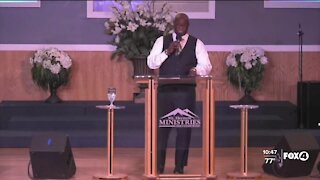 Church service hacked during live stream