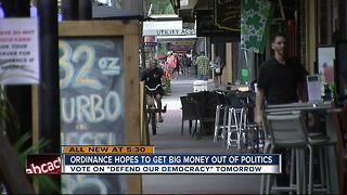 St. Pete council set to debate 'Defend our Democracy' ordinance - Video