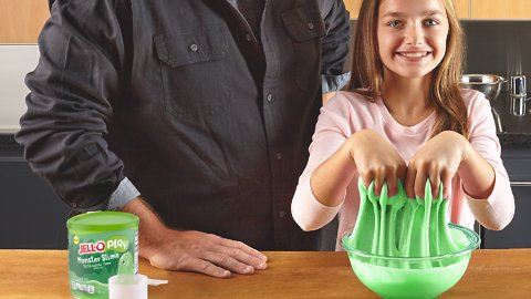 Jell-O Is Bringing Us Edible Slime