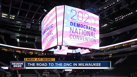 The road to the DNC in Milwaukee