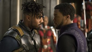 'Black Panther' Shows No Sign Of Slowing Down In Its Sophomore Weekend - Video