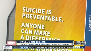 Preventing suicide in the valley