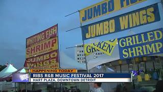 Ribs R&B Music Festival