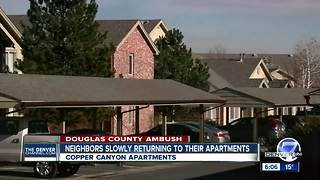 Neighbors of Copper Canyon shooter recall incident unfolding outside their doors - Video