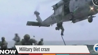 Military diet craze - Video