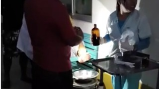 Injured Treated in Chala After Deadly Earthquake Shakes Southern Peru - Video