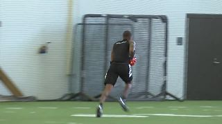 Boise State holds Pro Day - Video
