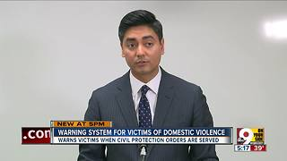 New system protects domestic violence survivors - Video