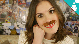 Stuff Mom Never Told You: What a Girl's Body Hair Means - Video
