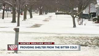 Brutal cold to increase demand for homeless services - Video