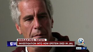 Investigation into how Jeffrey Epstein died in jail