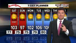 13 First Alert Weather for June 8 - Video