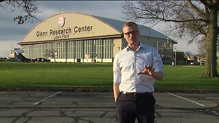 News 5's Trent Magill takes behind-the-scenes tour of NASA Glenn Research Center