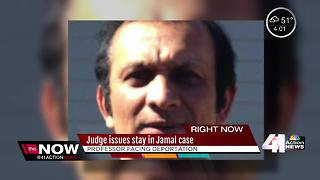 Judge issues stay in Jamal immigration case