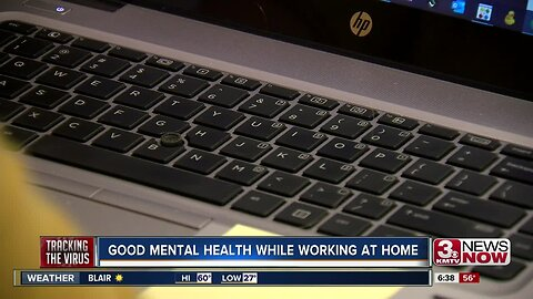 Psychology of working from home