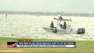 Fatal personal watercraft accident - Video