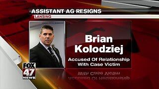 Assistant attorney general resigns