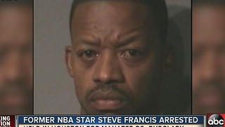 Former NBA star Steve Francis accused of burglary in Manatee County - Video