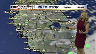 FORECAST: Warm and Breezy Conditions Continue - Video