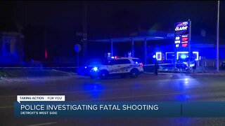 Police investigating fatal shooting on city's west side
