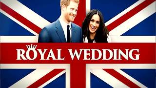 The Royal Wedding: Shay Ryan's royal excursion to see Prince Harry & Meghan Markle's wedding