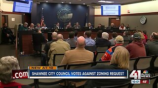 Shawnee City Council nixes zoning request
