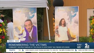 Families and the community remember the victims