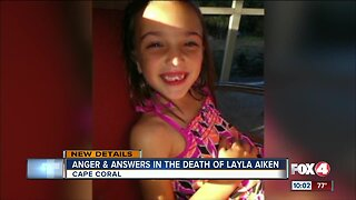 Anger and answers in the death of Layla Aiken