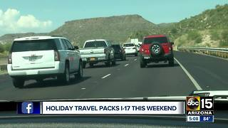 What to expect for Labor Day travel this weekend - Video