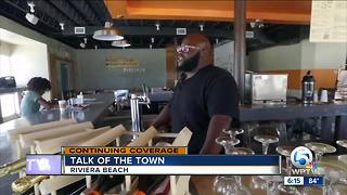 Riviera Beach residents buzzing about police problems and city manager's firing - Video