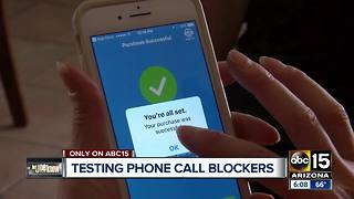 Let Joe Know tests apps that block spam phone numbers - Video