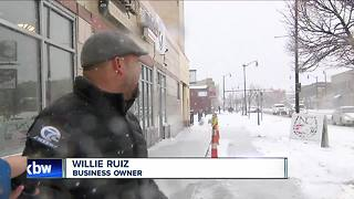 Western New Yorkers dealing with dicey conditions during the holidays - Video
