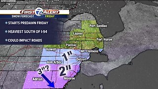 More snow expected