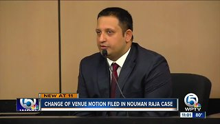Lawyers for former police officer Nouman Raja file 'change of venue' motion