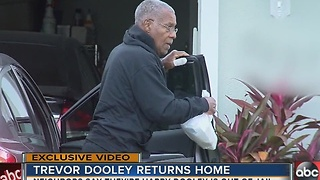 Neighbors say they're happy Trevor Dooley is out of jail - Video