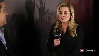 Kellie Pickler talks about her new talk show | Rare Country - Video