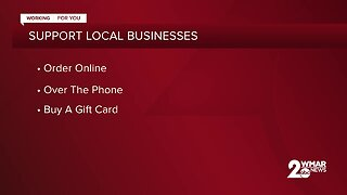 Local businesses need your help