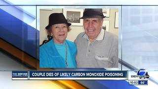 2 elderly people, including former state senator and judge, found dead inside Denver home - Video