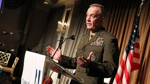 Top General Denies Report On US Leaving Nearly 1,000 Troops In Syria