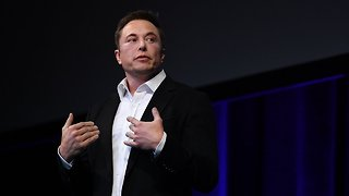 Elon Musk Says Mars Rocket Will Launch Into Space Next Year - Video