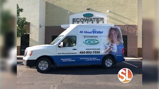 All About Water aims for a great customer experience