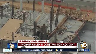 Worker killed in construction accident on UC San Diego campus