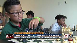 Youth chess program making a big impact in KC - Video