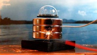 Double Magnet Levitation - Video