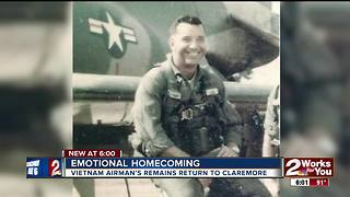 An Emotional Homecoming - Video