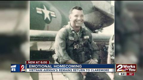 An Emotional Homecoming