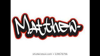The Book of Matthew Chapter 5:1-12