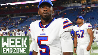 Tyrod Taylor Says He Was Benched Because He's Black -WeekEnd Zone