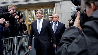 A Lot Of People Want To Review The Michael Cohen Raid Documents - Video